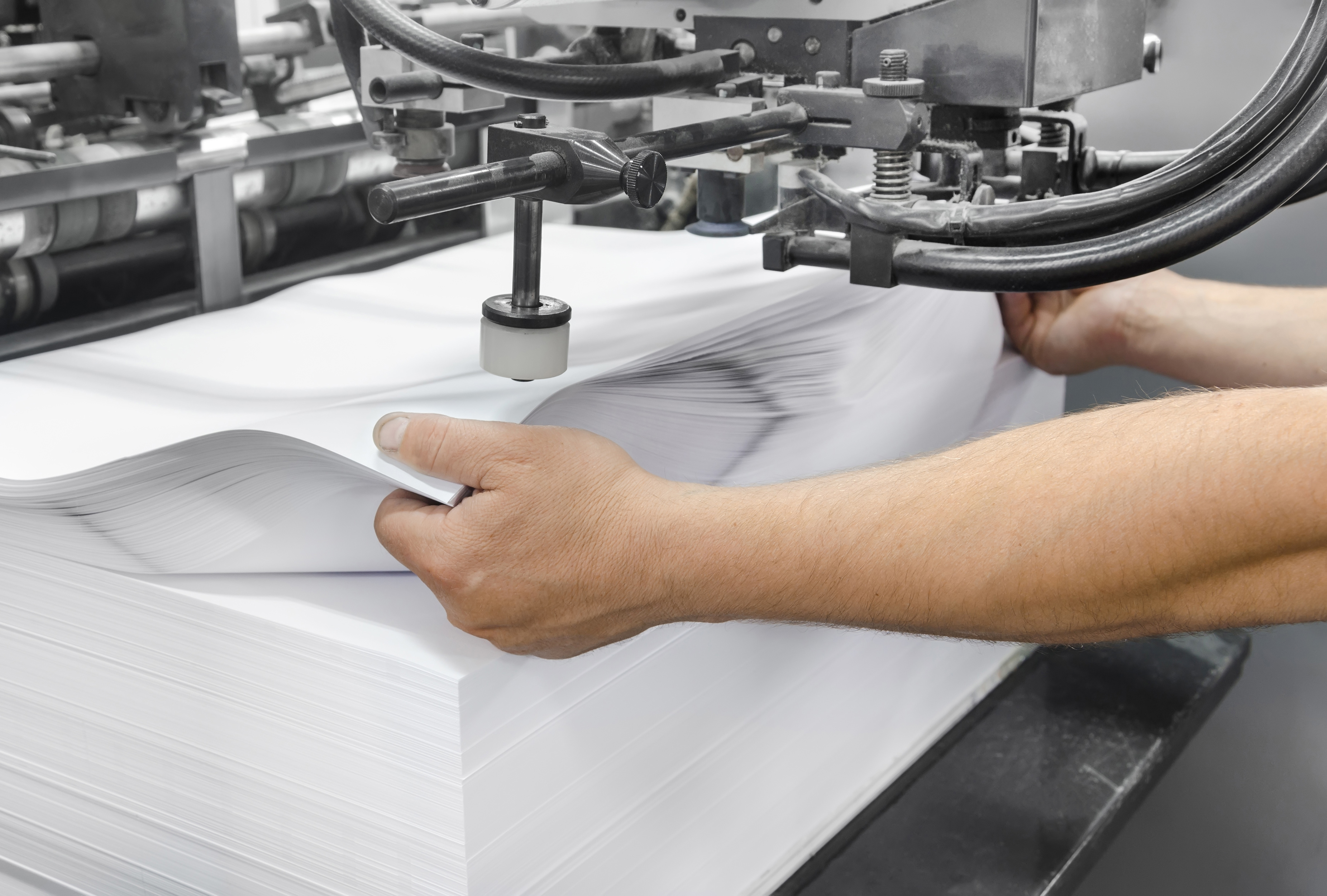 OTC printer media supplies