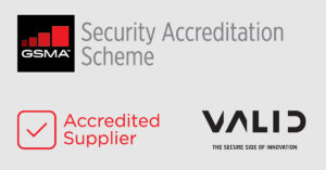 Accredited by GSMA for Subscription Management