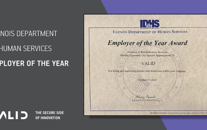 IDHS Employer of the Year